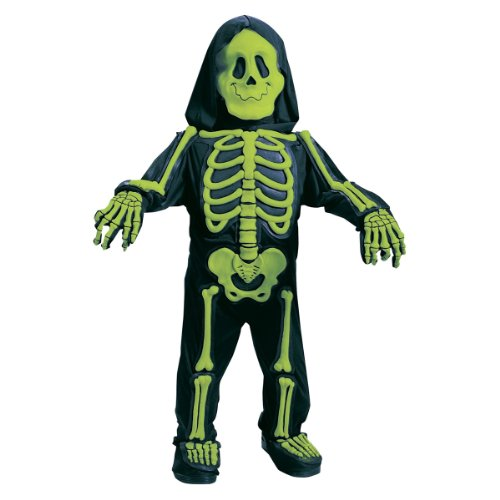 Fun World Costumes Baby Boy's Totally Skelebones, Black/Green,