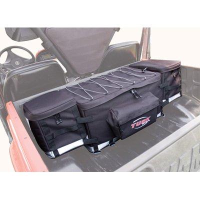Tusk UTV Heavy Duty Storage Bed Pack Case Polaris RZR 570 800 RZR4 900