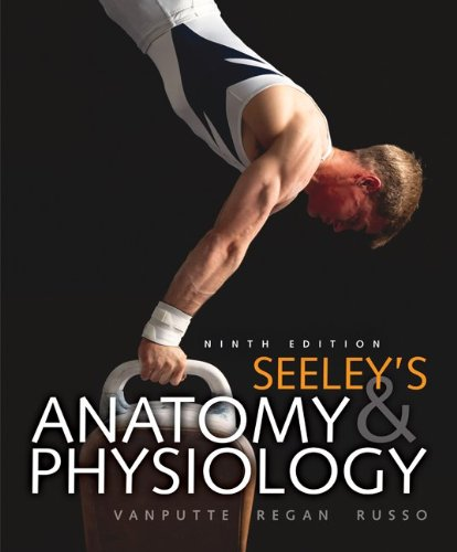 Connect Plus access code for Seeley's Anatomy and Physiology -  Mc-Graw Hill, Misc. Supplies