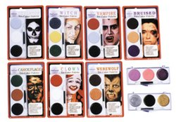 Mehron Werewolf Tri Color (Werewolf Makeup For Kids)