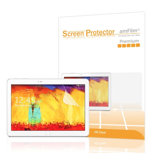 amFilm Premium Invisible Protectors Packaging