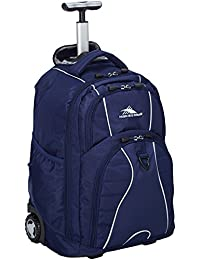 Freewheel Wheeled Laptop Backpack, Great for High School, College Backpack, Rolling School Bag, Business Backpack, Travel Backpack, Carry-on Bag Perfect for Men and Women