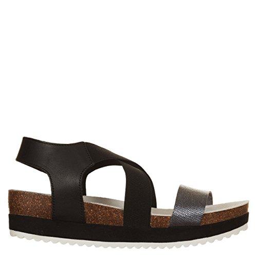 VialeScarpe Gar-473061ne_37 - Sandalias de vestir para mujer negro negro 37 negro