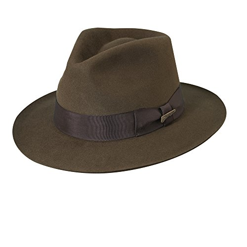 Indiana Jones Fur Felt Fedora