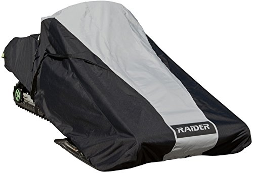 Raider 02-7744 DT-Series Premium Heavy-Duty Snowmobile Storage Cover (Large)