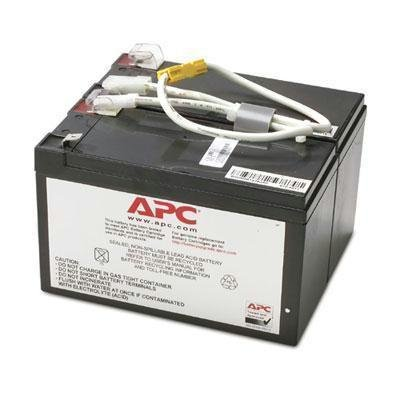 APC UPS Replacement Battery Cartridge for APC UPS Models BN1250LCD, BR1500LCDI, BX1300LCD, BX1500LCD and select others (APCRBC109) by APC
