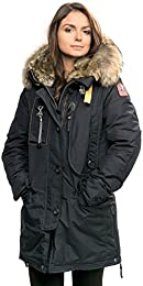 Kodiak Womens Hooded Long Parka