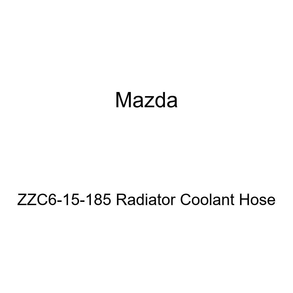 Mazda ZZC6-15-185 Radiator Coolant Hose