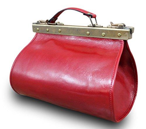 My-Musthave , Sac pour femme à porter à l'épaule Rouge rouge Centre