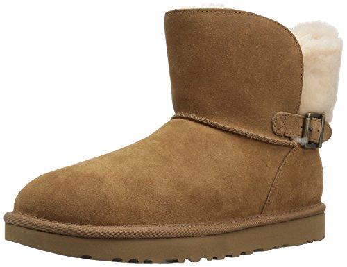 UGG Women's Karel Slipper, Chestnut, 7 M US by UGG