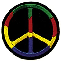 Application Peace Logo Patch