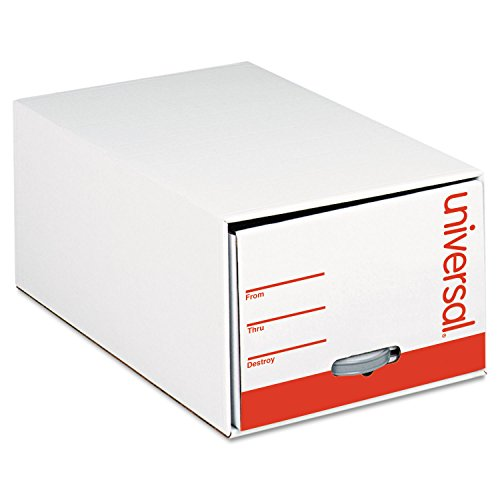 Universal 85120 Storage Box Drawer Files, Letter,