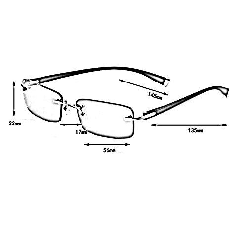 Marco 2 Color Libre Miopía Masculino Luz UV Gafas Sin Conducción Espejo ZX Lente Polarizada Movimiento 1 De Aire Al De Anti Sol S5RHpnxq