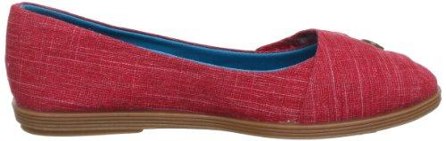 Blowfish Garnett BF2923 SP13 Damen Ballerinas Rot (red coz.Linen BF262)