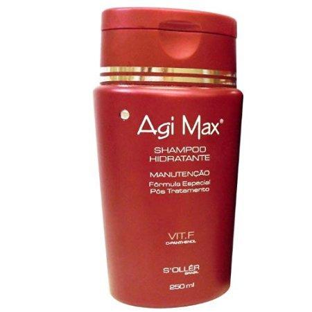 Brazilian Agi Max Hydrating Shampoo 8.45 fl oz.