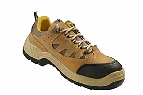Vaultex Sports Men's Multi-Coloured Safety Shoes -Small