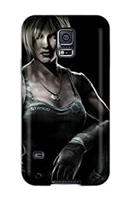 Tpu Case Cover Compatible For Galaxy S5/ Hot Case/ Gears Of War 3 Game 2011