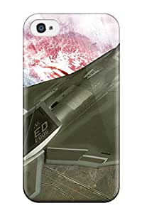 Forever Collectibles F22 Raptor Fly Over Hard Snap-on Iphone 4/4s Case