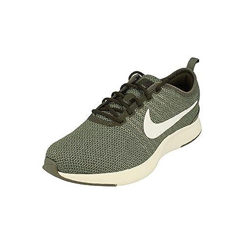 buy popular 05828 9ad71 Nike Dualtone Racer, Baskets Mode Pour Garçon River Rock White Sequoia