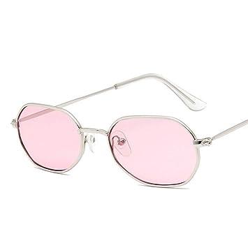 DFIHDCN Gafas de Sol Pequeñas Gafas de Sol Redondas Mujeres ...