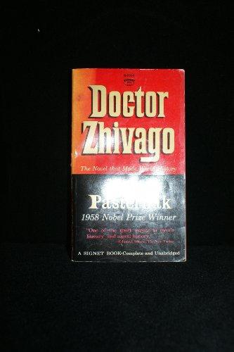 Book pdf zhivago doctor