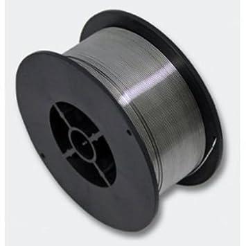 1 kg relleno alambre 0,9 mm Alambre de soldadura MIG/MAG 1 kg - sin ...