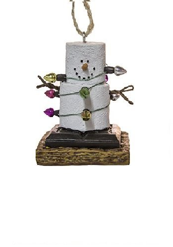 S'Mores Wrapped Up In Lights Christmas/ Everyday Ornament by Midwest-CBK