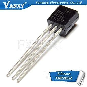KTY81-110 Temperatur-Sensor 1000R bei 25/°C /±1/% TO92-2