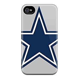 Dallas Cowboys Cases Covers For Iphone 4/4s/funny Gifts