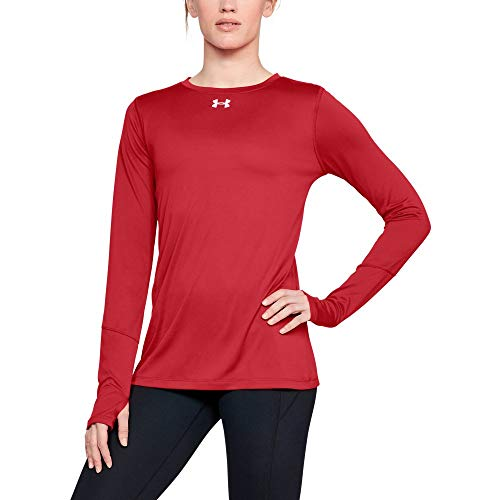 Under Armour UA Locker 2.0 SM Red (Long Shirts Sleeve Gear Cold)