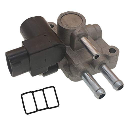 YCT IACV IAC Idle Air Control Valve 36460PAAL21 AC271 Fits Honda Accord 2.3L EX LX SE 1998-2002 With Gasket
