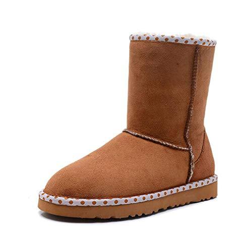 Libre Damas de Botas Mujer de de Mujer Botas de Zapatos Invierno de y Botas 8d6cc9