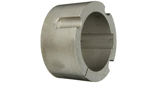 Inch Martin 2517 2 1//8 Taper Bushing Sintered Steel 2.13 Bore 3.375 OD 1.75 Length