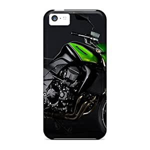 Excellent Iphone 5c Cases Covers Back Skin Protector Kawasaki Z750