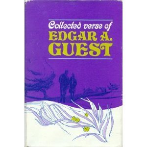 Collected Verse of Edgar A. Guest by Brand: Contemporary Books