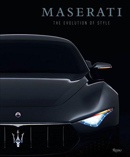 Maserati: The Evolution of ()