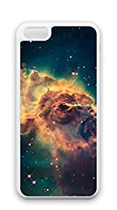 Custom made Case/Cover/ iphone 5c case for girls 3d - Star Universe cave