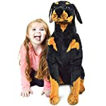 VIAHART Robbie The Rottweiler | 26 Inch Tall Stuffed Animal Plush Dog | Shipping from Texas | by Tiger Tale Toys 6