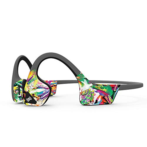 (MightySkins Skin for Aftershokz Trekz Air Wireless - Wet Paint   Protective, Durable, and Unique Vinyl Decal wrap Cover   Easy to Apply, Remove, and Change Styles   Made in The USA)