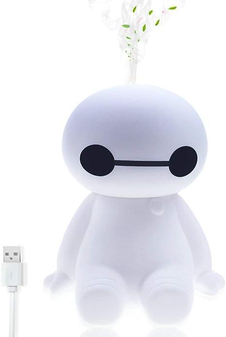 Niebla Fresca Mini Humidificador USB Powered Portátil Susurro ...