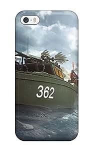 Diushoujuan 2548011K92660463 New Battlefield 4 Tpu Case Cover, Anti-scratch Phone Case For Iphone 4/4s