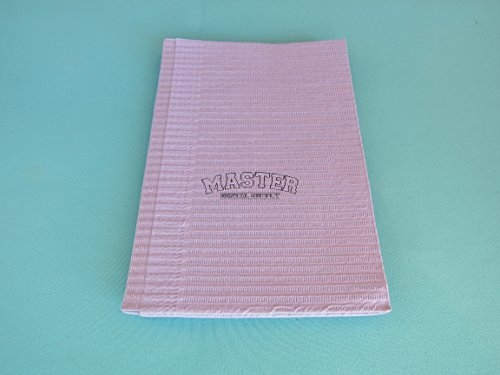 Disposable Patient Bibs Dental Tissue Tattoo Towels 50 Pcs LAVENDER Color 2 + 1 Ply Poly Waterproof 13'' X 18''