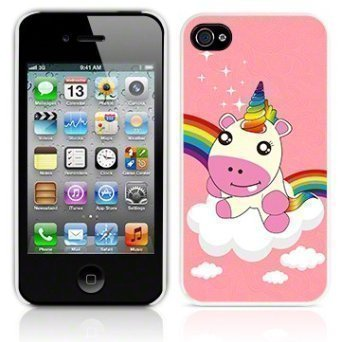 coque iphone 4 licorne