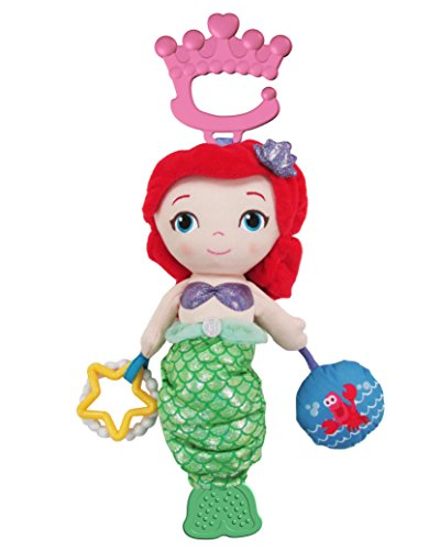 y Princess Ariel Activity Toy (Kids Preferred Pink Plush)