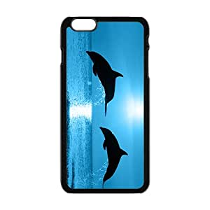 Dolphine Hight Quality Plastic Case for Iphone 6plus