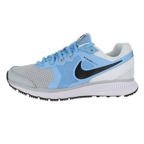 Nike Womens Zoom winflo Shoes Grey Mist Black LKSD SMMT WHT Size 8.5 GREY MIST BLACK LKSD SMMT WHT