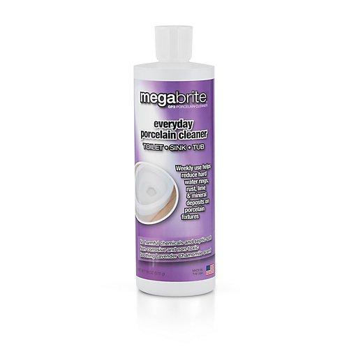 Megabrite Everyday Porcelain Cleaner - Lavender Chamomile - 18 oz