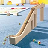 : HABA Ski Jump - Marble Ball track Accessory (Made in Germany)