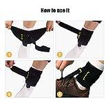 Adjustable Drop Foot Brace, Lightweight Ankle Brace