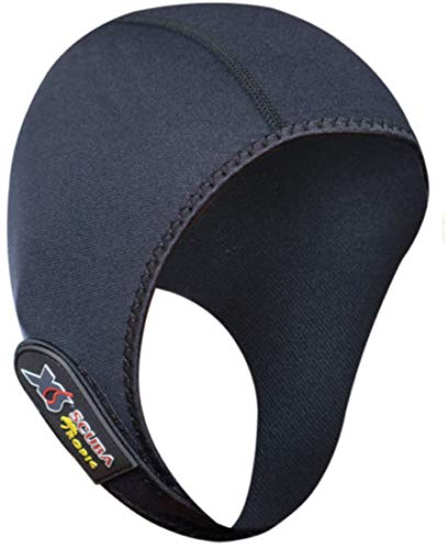 - XS Scuba 2mm Neoprene Non-Choking Beanie (Large)
